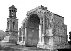Arc de triomphe - Vue d'ensemble