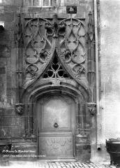 Eglise Saint-Pierre - Porte