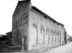 Eglise Saint-Privat - Ensemble sud-ouest