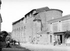 Eglise Saint-Privat - Ensemble sud-est