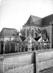 Ancienne abbaye - Abside