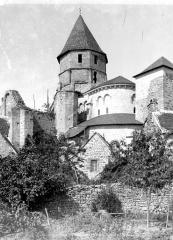 Eglise Saint-Robert - Eglise, ensemble sud-est