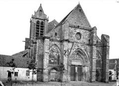 Eglise Saint-Sulpice - Ensemble ouest