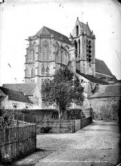 Eglise Saint-Sulpice - Ensemble nord-est