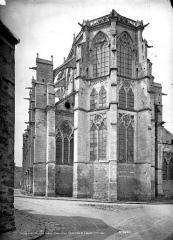 Eglise Saint-Sulpice - Abside, côté sud-est