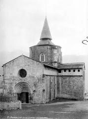 Eglise Saint-Savin - Ensemble sud-ouest