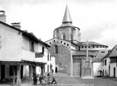 Eglise Saint-Savin - Ensemble sud