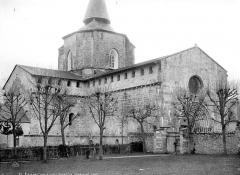 Eglise Saint-Savin - Ensemble nord-ouest