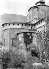 Eglise Saint-Savin - Abside, côté nord
