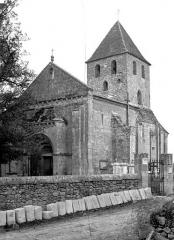Eglise Saint-Vincent - Ensemble sud-ouest
