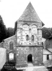 Petite église attenant à la cathédrale (Eglise Notre-Dame) - Façade ouest