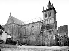 Eglise Saint-Yrieix - Ensemble nord-ouest