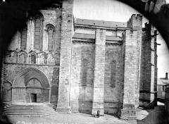 Eglise Saint-Yrieix - Façade sud : partie est