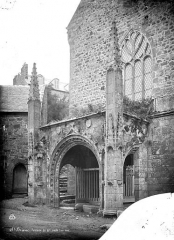 Fontaine Saint-Brieuc, ou Notre-Dame - Vue d'ensemble