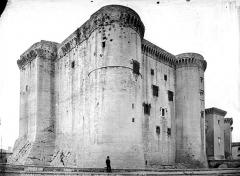 Château du Roi René - Ensemble sud-ouest