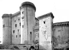 Château du Roi René - Ensemble sud