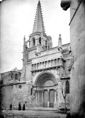Eglise Sainte-Marthe - Façade sud