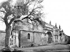 Eglise Sainte-Marthe - Ensemble sud-ouest