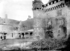 Domaine du château de Talcy - Façade sur cour