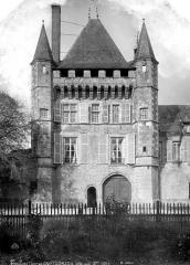 Domaine du château de Talcy - Façade sud