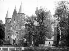 Eglise Notre-Dame de Lorette - Ensemble sud-ouest