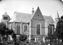 Eglise Notre-Dame de Lorette - Façade nord