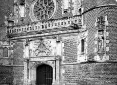 Eglise Notre-Dame de Lorette - Portail de la façade ouest