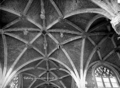 Eglise Notre-Dame de Lorette - Voûtes