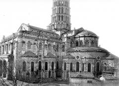Eglise Saint-Sernin - Ensemble est