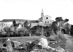 Ancienne abbaye - Ensemble ouest