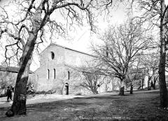 Ancienne abbaye - Eglise : ensemble sud-ouest
