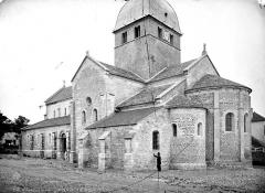 Eglise Saint-Florent - Ensemble sud-est