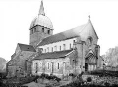 Eglise Saint-Florent - Ensemble nord-ouest