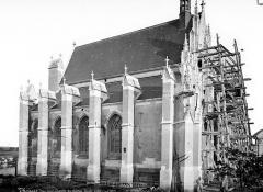 Château des Ducs de la Trémoïlle - Chapelle : ensemble nord-ouest