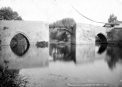 Vieux Pont et poterne, dit aussi Pont Neuf ou Pont Saint-Jean - Vue d'ensemble