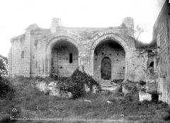 Chapelle Saint-Macé - Façade nord
