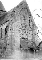 Eglise Saint-Martin£ - Façade ouest