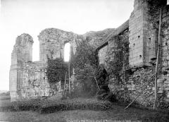 Ancien prieuré Notre-Dame-des-Marchais - Abside