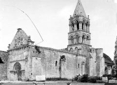 Eglise Notre-Dame - Ensemble sud-ouest