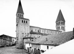 Ancienne abbaye Saint-Philibert - Ensemble sud