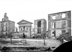 Château - Façade ouest