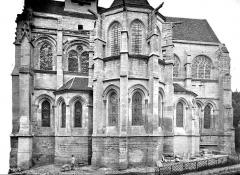 Eglise - Façade est