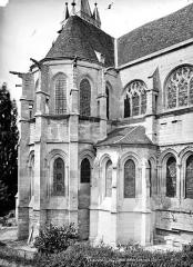 Eglise - Abside, côté nord-est