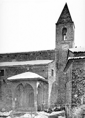 Eglise Saint-Veran - Façade sud