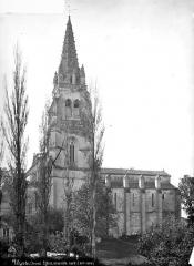Eglise collégiale Notre-Dame - Ensemble nord
