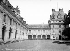 Domaine du château de Valençay - Façades sur jardins