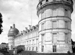 Domaine du château de Valençay - Façade sur le parc