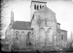 Eglise Sainte-Croix - Façade sud