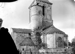 Eglise Saint-Maixent de Verrines - Ensemble est