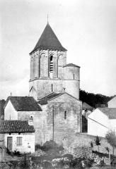 Eglise Saint-Maixent de Verrines - Ensemble sud